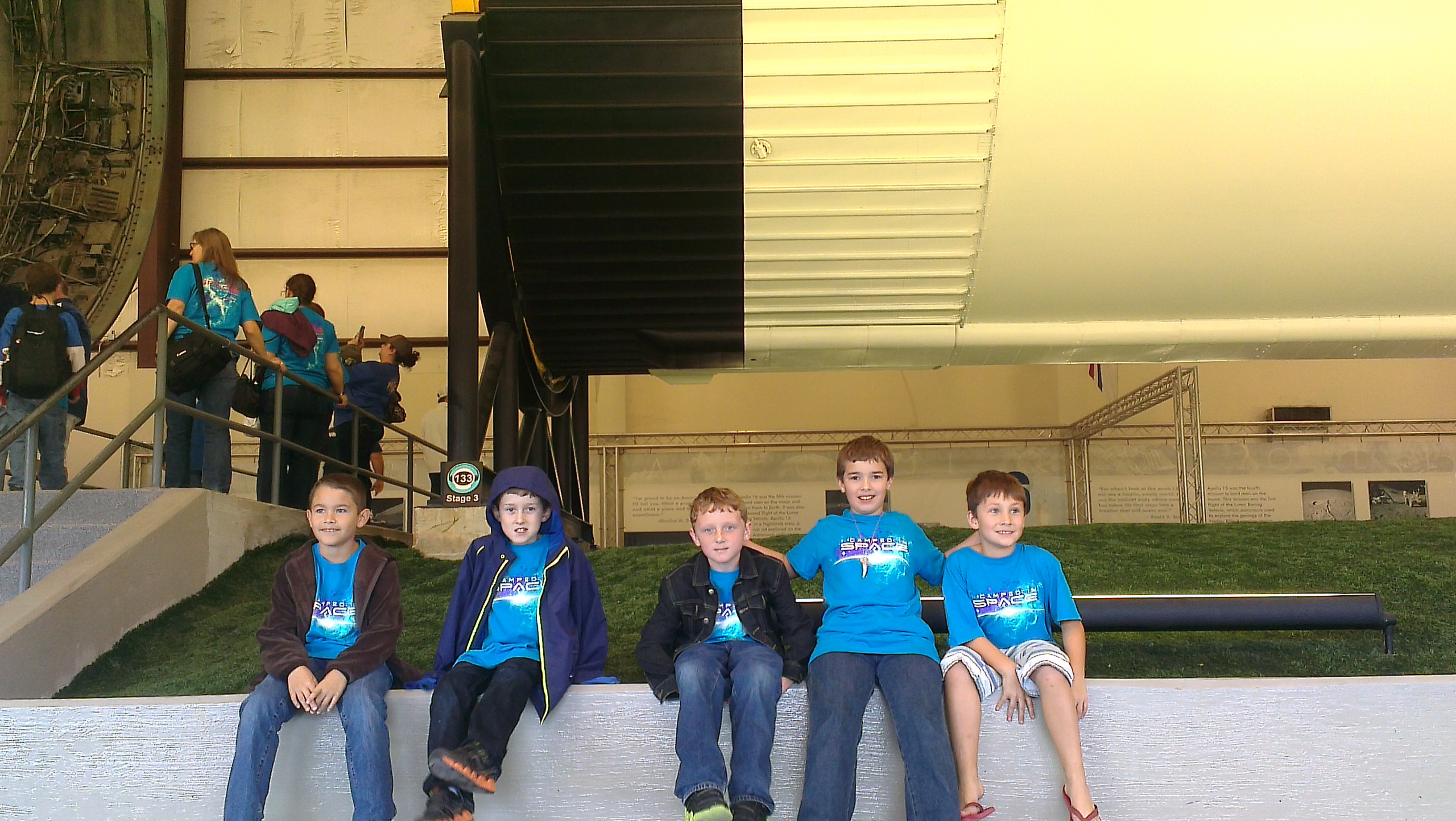 Cub Scout Pack 60 » Blog Archive » Bears and Webelos NASA Overnight